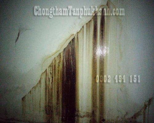 chống thấm vách tầng hầm